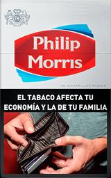Cigarrillos Philip Morris Box 20U
