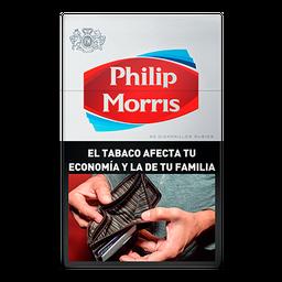 Cigarrillos Philip Morris Box 20