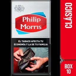 Cigarrillos Philip Morris Box 10u