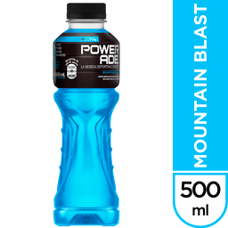 Powerade Mountain Blast Pet X 500Cc
