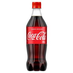 Gaseosa Coca Cola Botella 600 Ml