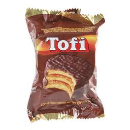 Alfajor Tofi Negro Triple