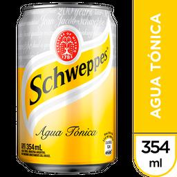 Tónica Schweppes 354 Ml