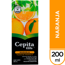 Jugo Cepita 200 Ml Multifruta