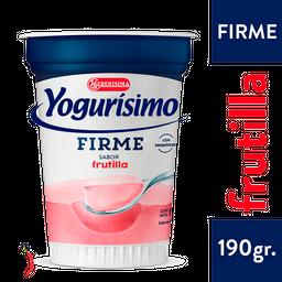 Yogurísimo Firme Frutilla
