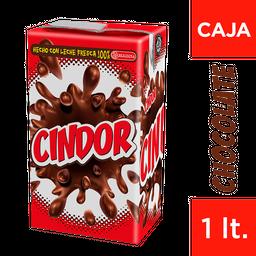 Leche Chocolatada Cindor 1 L