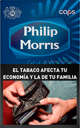 Cigarrillos Philip Morris Caps Box 20U