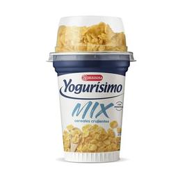 Yogur Yogurisimo  Entero Con Zucaritas Pote X 150G -16G