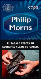 Cigarrillos Philip Morris Caps Box 10U