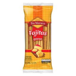 Galletas Fajitas Queso