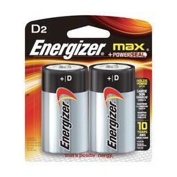 Pilas Energizer D