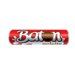 2 u Baton Chocolateolate Con Leche 30U X 16Gr