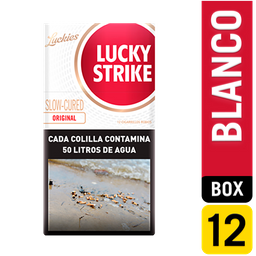 Lucky Strike Original Box 12