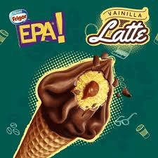 Helado Epa 88Grs Vainilla Latte