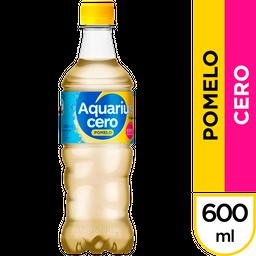 Aquarius Cero Sabor Pomelo Pet X 600Cc