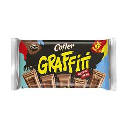 Cofler Tableta Graffiti X 45G