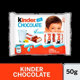 Kinder chocolate 4un