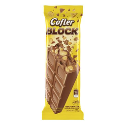 Cofler Block Chocolate X 170G