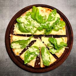 Pizzeta con Rúcula.