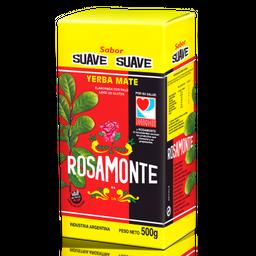 Yerba Rosamonte Suave Paq 250 Gr