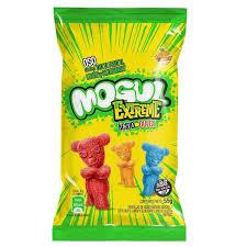 Mogul Caramelos De Goma Oso Extreme Bolsa X 55G