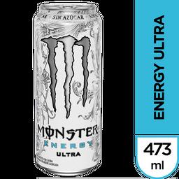 Bebida Monster Ultra 473Cc Sin Azucar