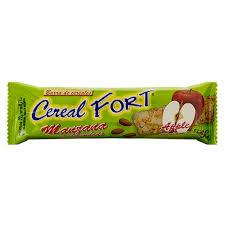La Poderosa Cereal Fort Barra De Cereal Manz Y Alm