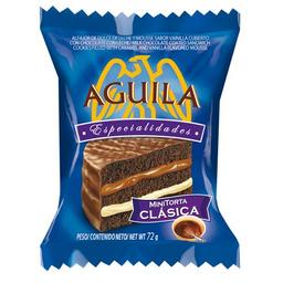 Alfajores Minitorta Aguila 72 Gr