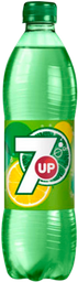 7 Up Regular 500 ML