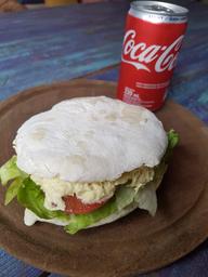 Sándwich de Pollo + Bebida