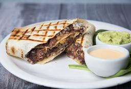 Burrito Clásico de Carne