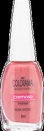 Esmalte De Uñas Colorama Rosa Antiguo X8Ml