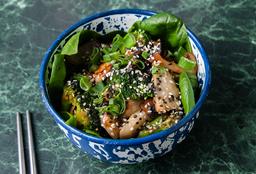 Brócoli Szechuan
