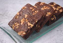 Cuadrado Brownie con Nuez