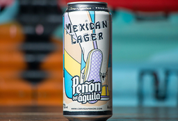 Lata Clásica Mexican Lager