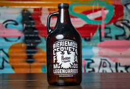 Growler Especial American Amber Lager