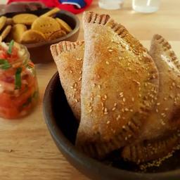 Empanada Integral Jamón Y Queso