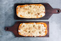 2x1 en Pizza Mozzarella