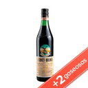 Fernet 750 + 2 Coca Colca 2,25