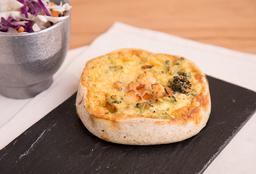 Tarta de Pollo & Brócoli