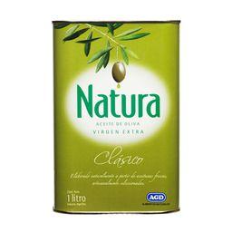 Aceite De Oliva Extra Virgen Natura Clasico  1 L