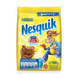 Cacao En Polvo Nesquik Optistart  180Gr