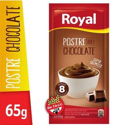 Royal Postre Chocolate