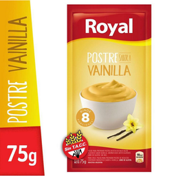 Royal Postre Vainilla