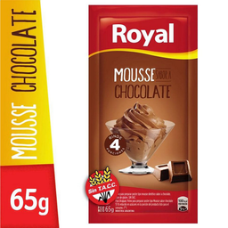 Royal Mousse Chocolate
