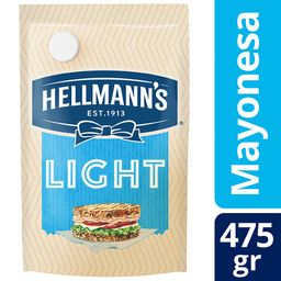 Mayonesa Light Hellmann'S 500 Ml