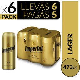 Imperial Six Pack