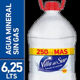 Villa Del Sur Agua Mineral Sin Gas Bidón