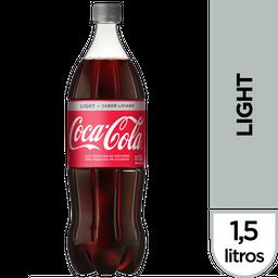 Gaseosa Coca Cola Light 1.5 L