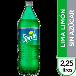 Gaseosa Sprite Sin Azúcares Lima Limón 2.25 L